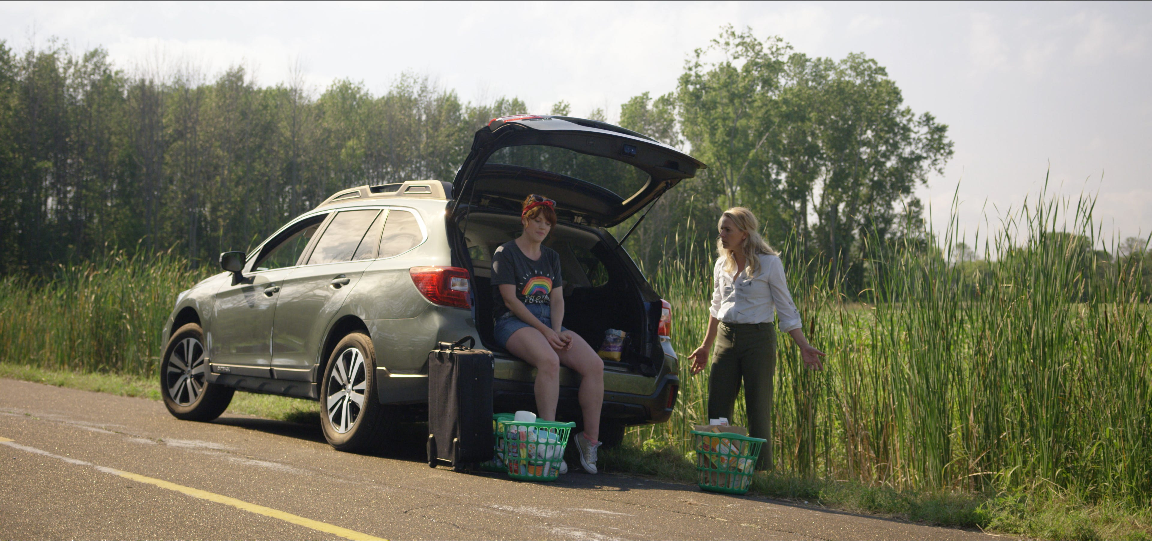 I wrote this for Wisconsin : Filmmaker finds homegrown inspiration for her new road comedy