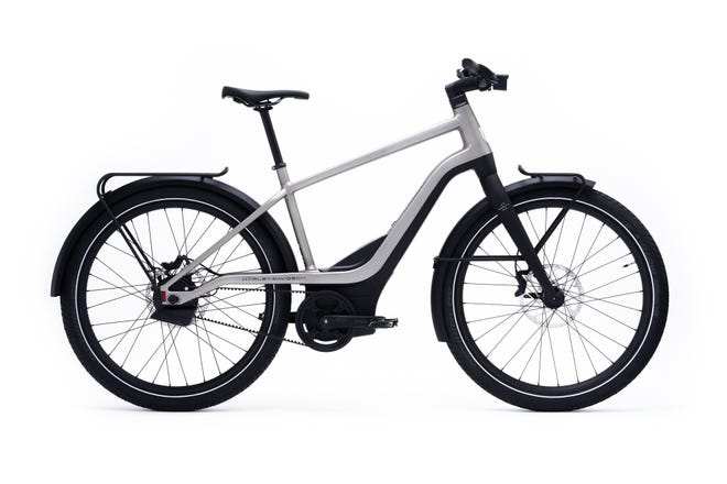 Serial 1 Cycle Co., which was developed by Harley-Davidson, on Monday offered the first images of its e-bicycles.