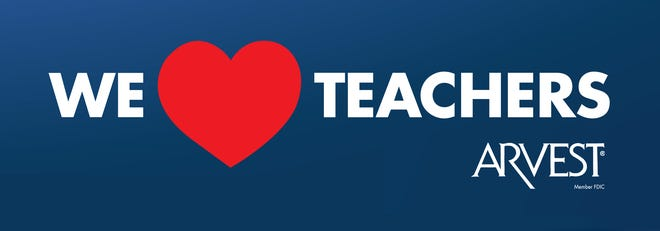 We Love Teachers logo