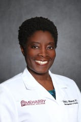 Dr. Lloyda Williamson, psychiatry department chair at Meharry Medical College