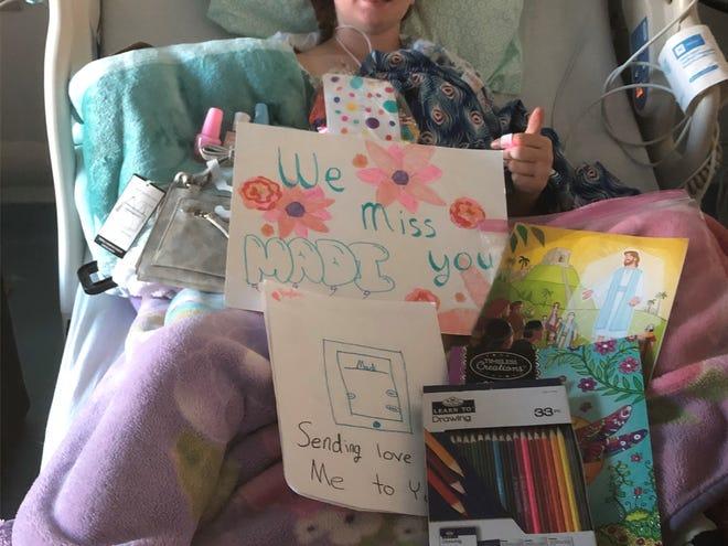 Setelah menderita penyakit serius terkait virus corona yang dikenal sebagai Sindrom Peradangan Multisistem pada Anak-anak, atau MIS-C, Madilyn Dayton yang berusia 12 tahun dan ibunya berbicara tentang pengalamannya.