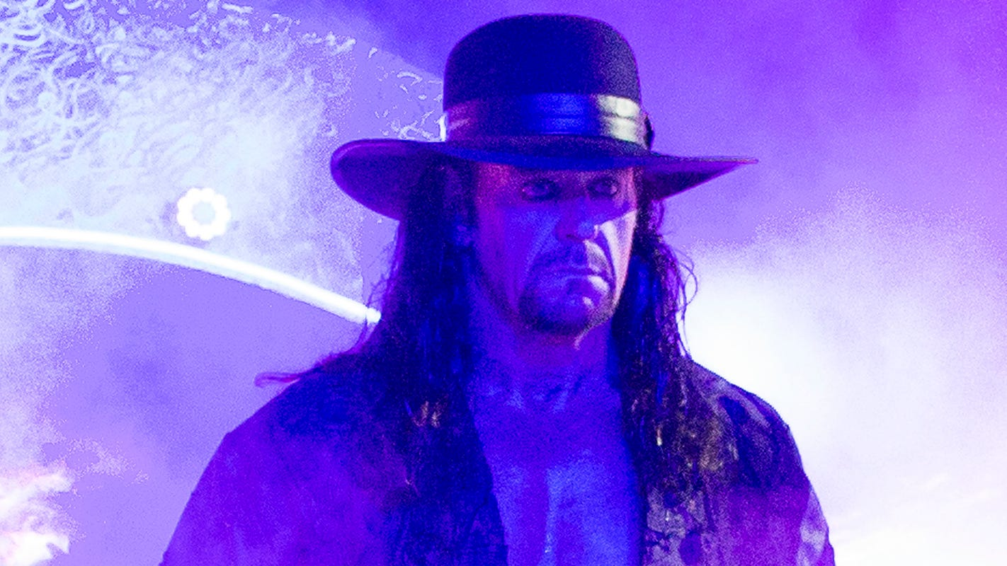 WWE legend The Undertaker looks back on 30 years his 'humbling' legacy and being a wrestling fan – USA TODAY