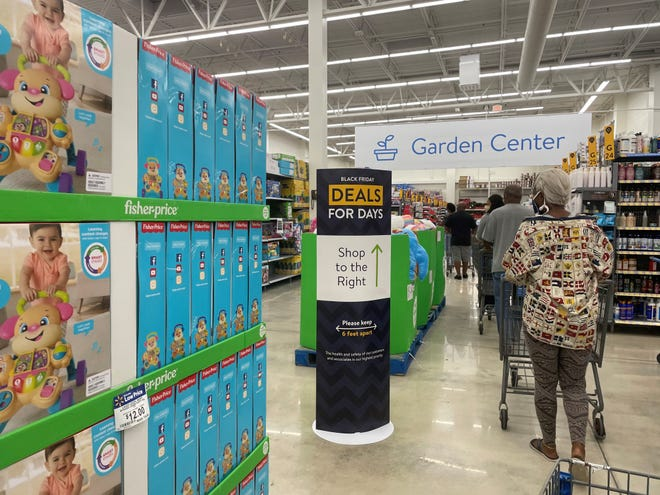 Walmart Black Friday 2020 Ad Deals Include Game Consoles Televisions