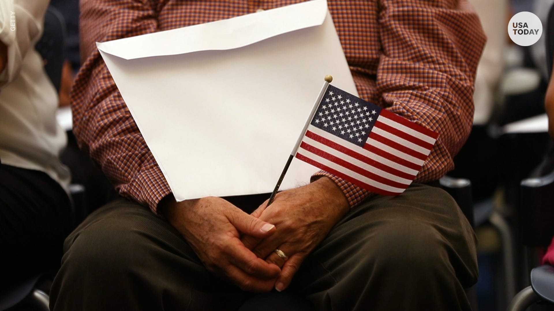 U.S. naturalization test: Can you pass the test to become a U.S. citizen?