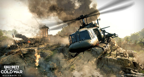 Save on 'Call of Duty: Black Ops Cold War' and other select video games thanks to this offer.