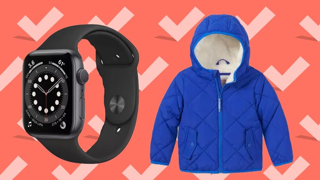 Nab Apple devices, puffer coats and more at Target's third wave of Black Friday discounts.
