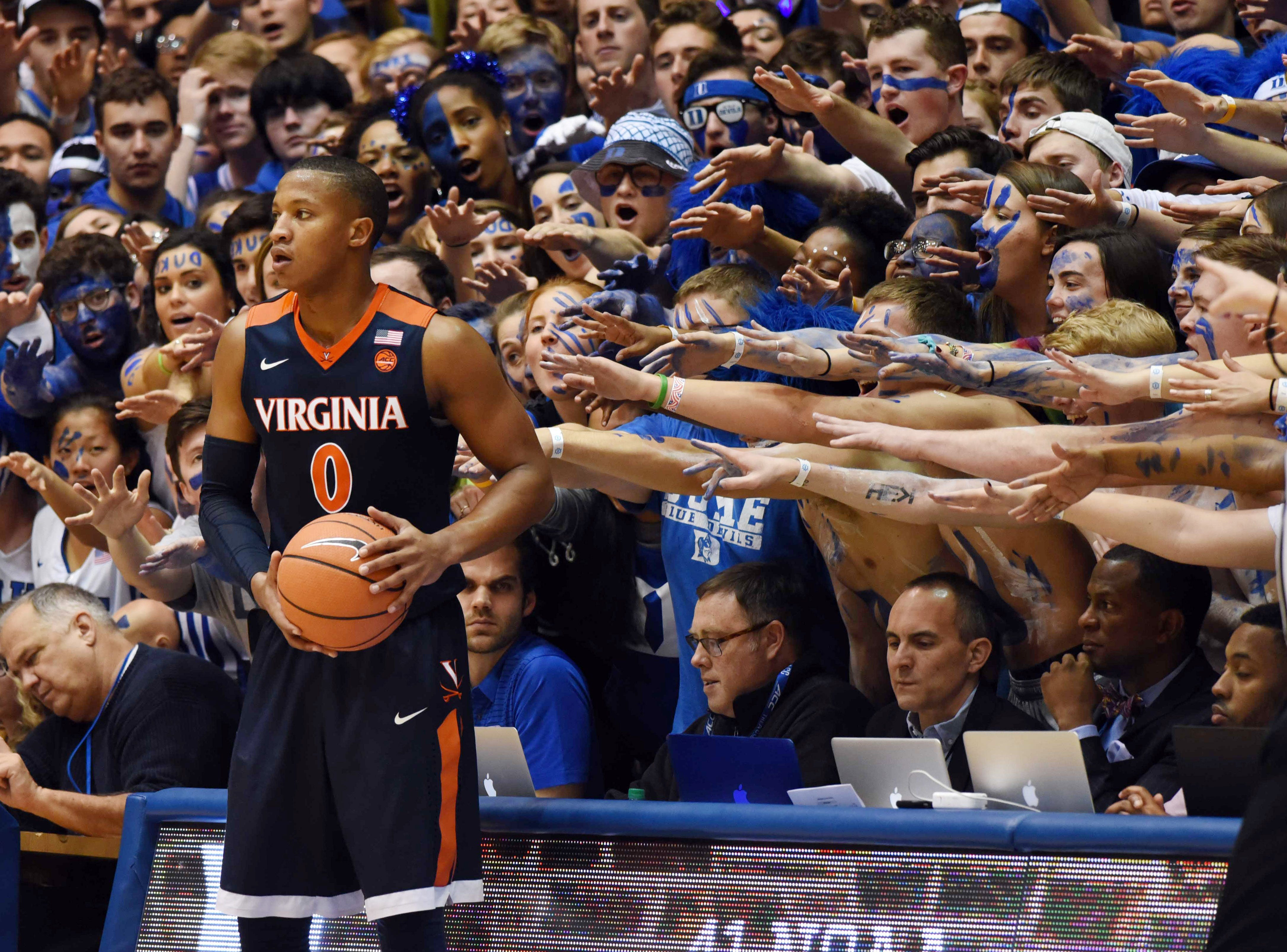 As basketball cranks up, indoor games seem like 'wrong choice to be making' for fans