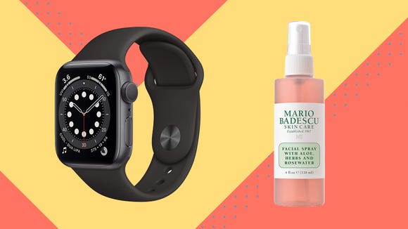This Monday, save on Apple smartwatches, Mario Badescu spray and more.
