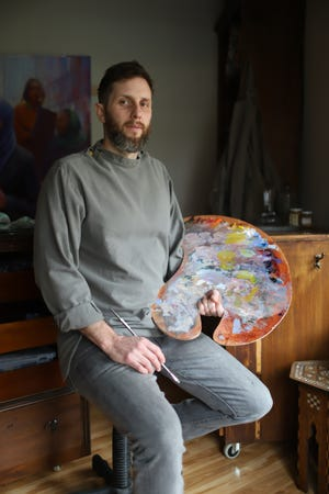 Ashland University art graduate Joshua Risner is offering a two-week residency to study with him.