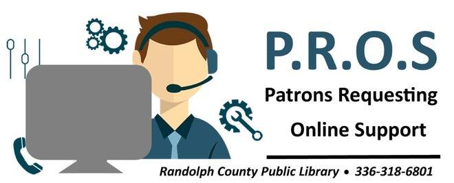 Randolph County Public Library P.R.O.S.
