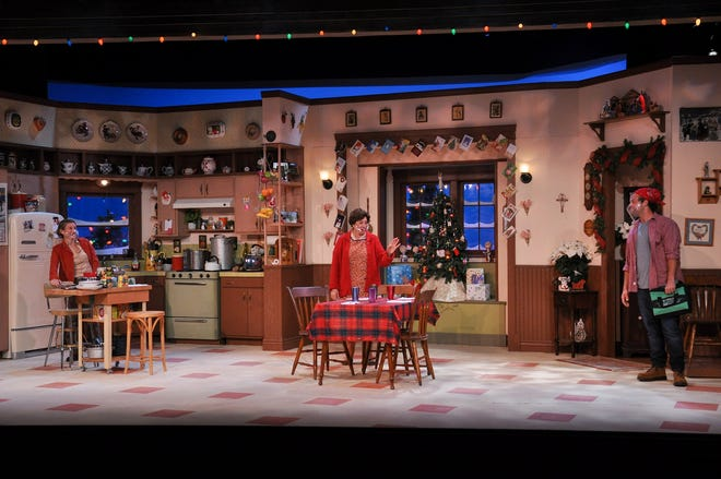 """""""Miracle on S. Division Street"""" opened last Friday at the Icehouse Theatre in Mount Dora."""