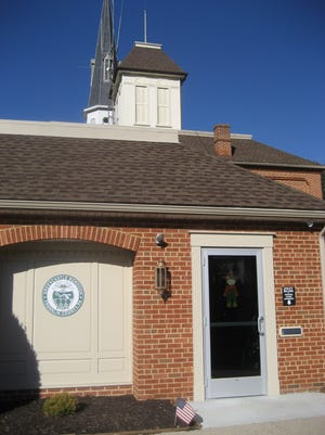 Greencastle Borough Hall remains open, but the public works department is closed due to COVID-19 exposure