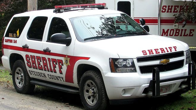 The Steuben County Sheriff's Office is investigating a rollover motor vehicle accident that injured four people Monday night.