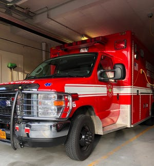 Hornell ambulances made over 350 calls in October, which may be a record for the department, Hornell Fire Chief Frank Brzozowski said.