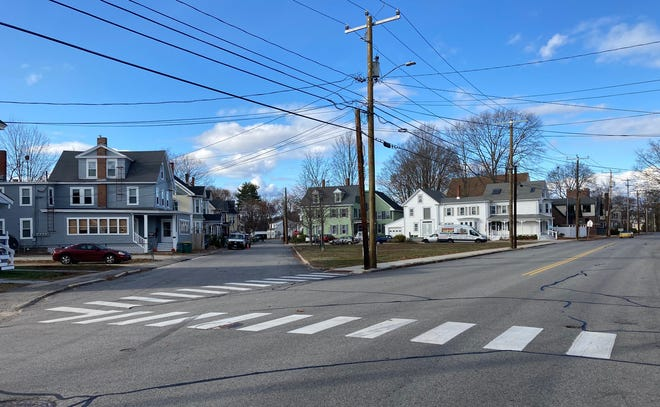 The city of Rochester is looking at roughly $7 million in water infrastructure and roadway improvements to neighborhoods near William Allen School, including greenspace and parking changes to Woodman Park at the corner of Charles, Myrtle and Woodman streets.