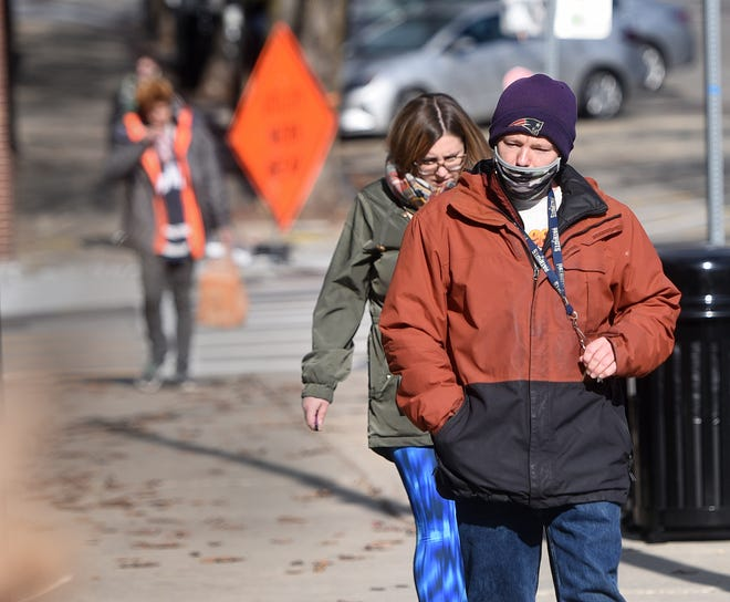 Dover's City Council is expected to vote on an emergency ordinance requiring the use of face coverings in public places amid the coronavirus pandemic.