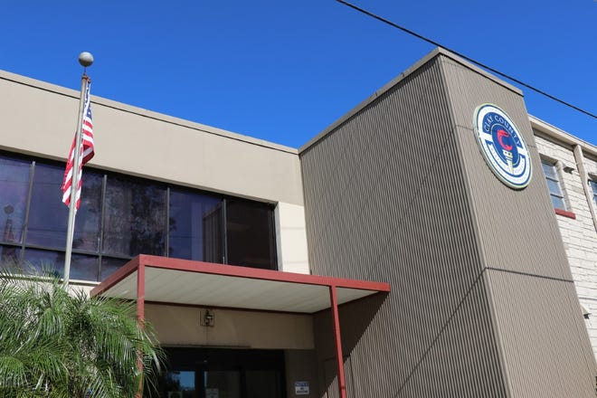 Clay County School District Headquarters [Photo by Nicole Snyder]