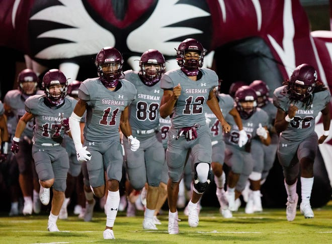 The Sherman Bearcats will play their first game this month when they travel to McKinney North on Thursday night in District 7-5A (II) play.
