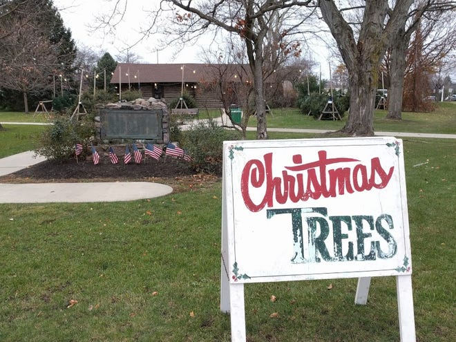 Boy Scout Troop 333, sponsored by Christ Church Episcopal of Hudson, will once again be selling fresh Christmas trees from Nov. 27 to Dec. 20.
