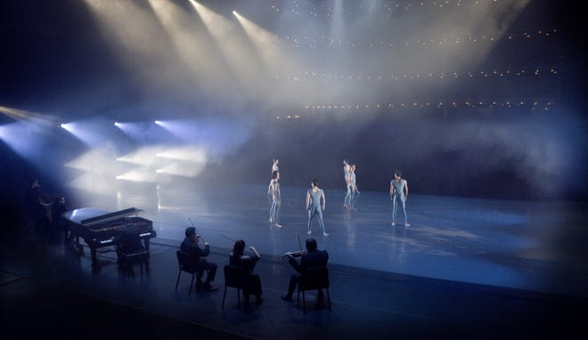 """Miami City Ballet will debut Claudia Schreier's """"Places,"""" a ballet created for online viewing, on Thursday on its website and social media pages."""
