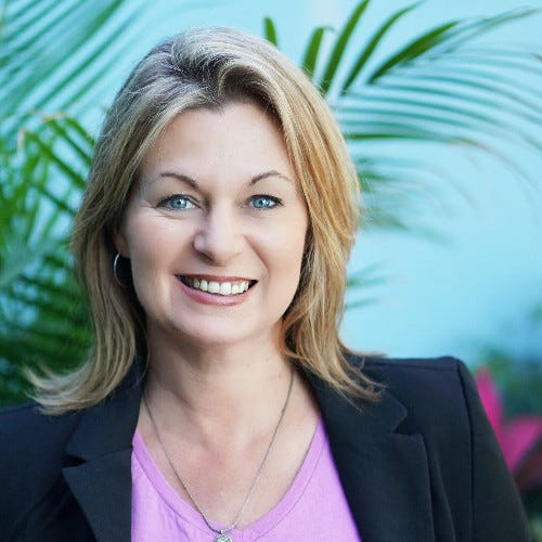 Julie Seaver, executive director of Compass, an LGBTQ center in Lake Worth. (Photo: Compass)