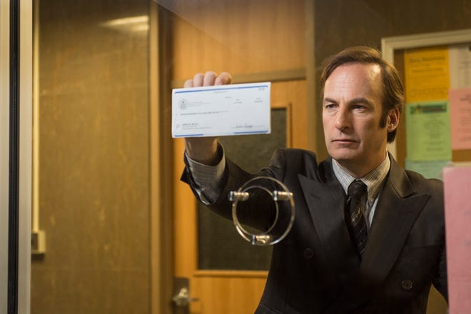"The fifth season of ""Better Call Saul,"" starring Bob Odenkirk as Saul Goodman, is being released on DVD Nov. 24."
