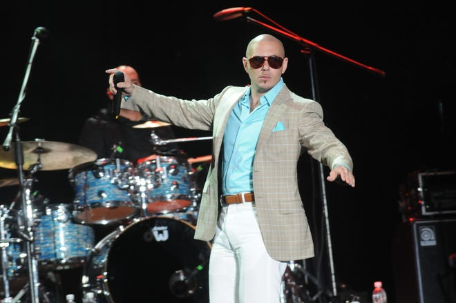 The Firefly Gala, set to take place in Sarasota with an intimate concert by pop and hip-hop star Pitbull (pictured here), has been postponed to 2022.