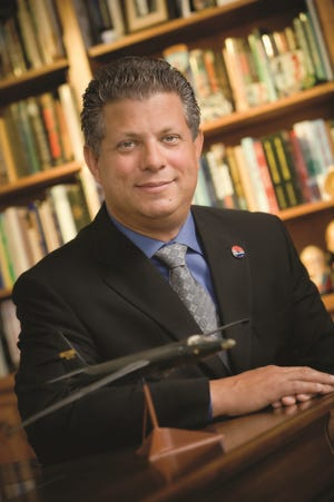 """Francis Gary Powers Jr, the author of """"Spy Pilot,"""" will talk about his father's life based on personal files that have not been previously available."""