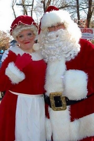 The Christmas Parade is cancelled, but Santa Claus and Mrs. Claus are coming to town just to say hi on the Saturday after Thanksgiving and will take a guided tour of town with the Middleborough Fire Dept.