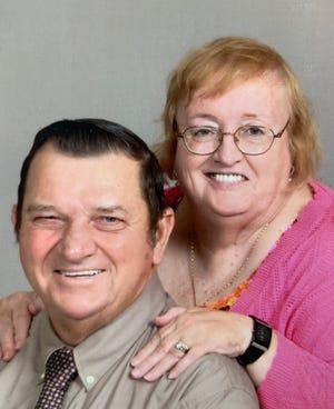 Mr. & Mrs. Lewis Eanes