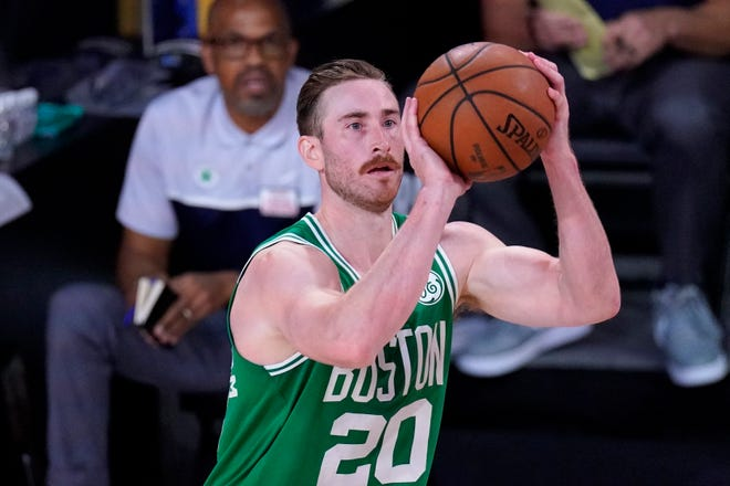 Boston may be trying to trade Gordon Hayward after the two sides agreed to extend the deadline for the forward to exercise his player option.