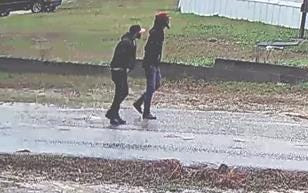 Fayetteville police are requesting the public's help with locating two people of interest in connection with a double homicide.
