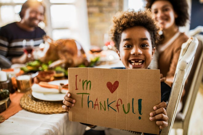 Thanksgiving will be different this year, with families separated by COVID-19 concerns. Some plan to do Zoom meetings during dinner.
