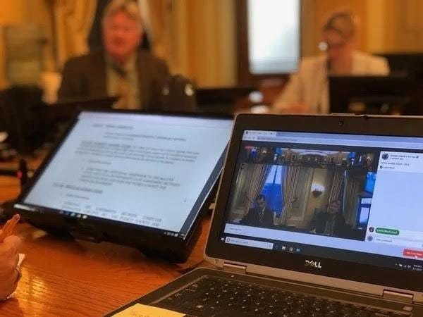 Pueblo County meetings will no longer be in person, but they will continue to stream live on the county's Facebook page. The move comes as COVID-19 cases are on the rise in Pueblo County.
