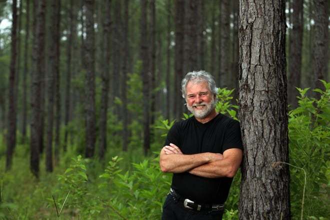 "The documentary ""Chuck Leavell: Tree Man"" focuses on the environmental efforts of the acclaimed musician, who serves as keyboard player for the Rolling Stones on tour. [Staff file photo]"