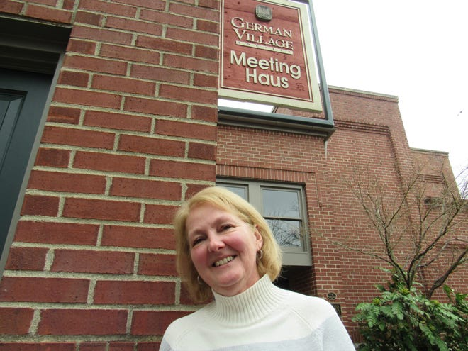 Chris Hune, president of the German Village Society's board of trustees, said she essentially is serving in the leadership role for the society after the board recently eliminated two top positions – executive director and manager of events and engagement – at the Meeting Haus.