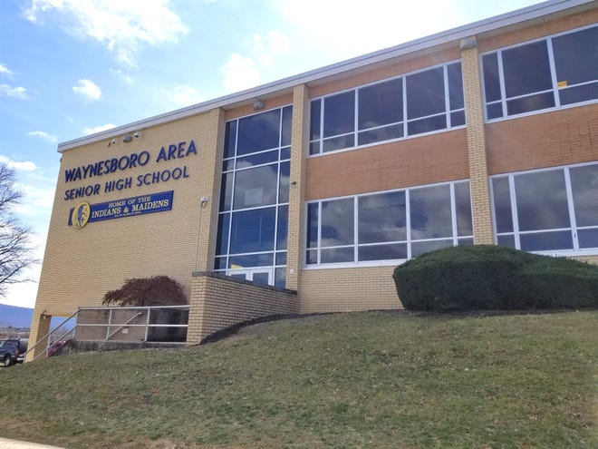 The Waynesboro Area Senior High School will be closed until Dec.2 due to COVID-19
