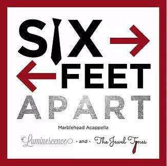 "Marblehead High School acapella groups present ""Six Feet Apart"""