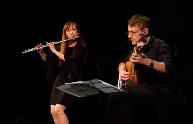 The Hingham Public Library and the Boston Classical Guitar Society recently announced this year's concert series will feature the Transcontinental Duo at 3 p.m. Nov. 29 via Zoom.