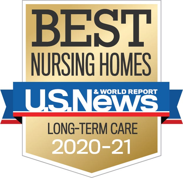 "The Elizabeth Seton Residence of Wellesley Hills was named by U.S. News & World Report as ""High Performing"" in both the long-term care and short-term rehabilitation categories."
