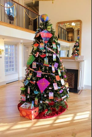 The Concord Museum will host the 25th Annual Family Trees: A Celebration of Children's Literature from Nov. 25 through Jan. 3.