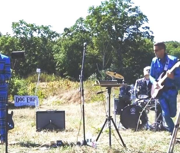 The legendary Doc Ellis Band will be releasing a special music video as the band's traditional Thanksgiving party cannot take place this year.