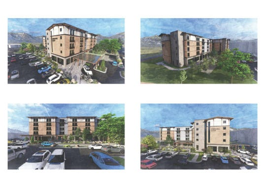 The FIRC Group Inc. plans to build a 148-room Springhill Suites by Marriott hotel on a 27-acre site in Enka, along with 180 multi-family condominiums and 10,300 square feet of retail space.