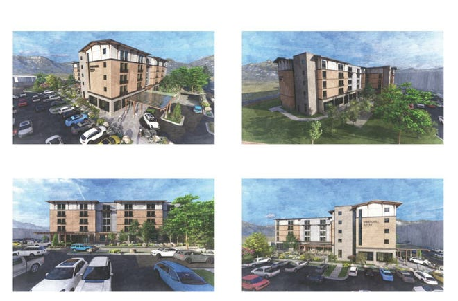 The FIRC Group Inc. received approval Nov. 18 to move ahead on plans to build a 148-room Springhill Suites by Marriott hotel on a 27-acre site in Enka, along with 180 multi-family condominiums and 10,300 square feet of retail space.