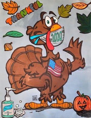 Thanksgiving COVID
