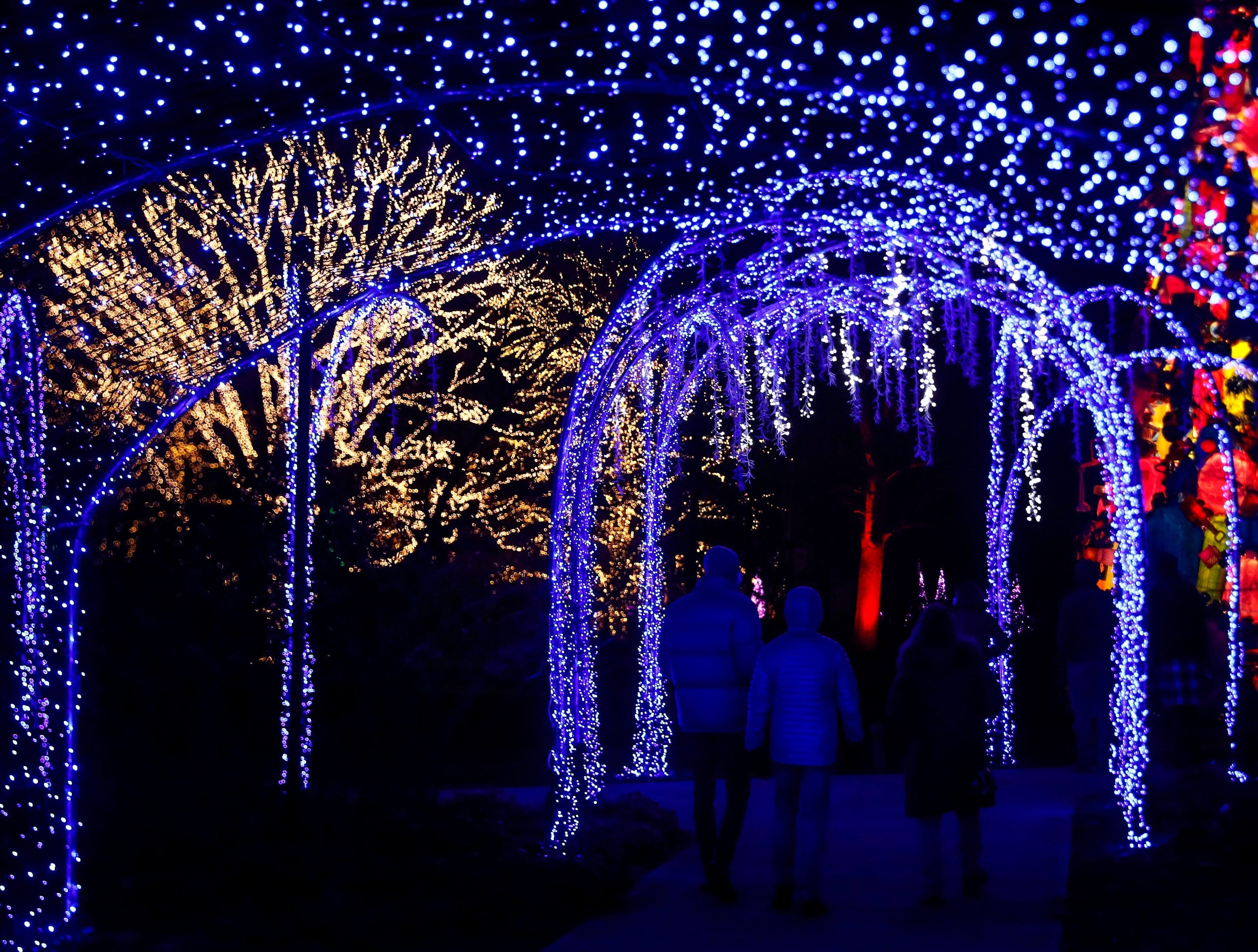 Newfields Winterlights 2020: How to get tickets and what to know