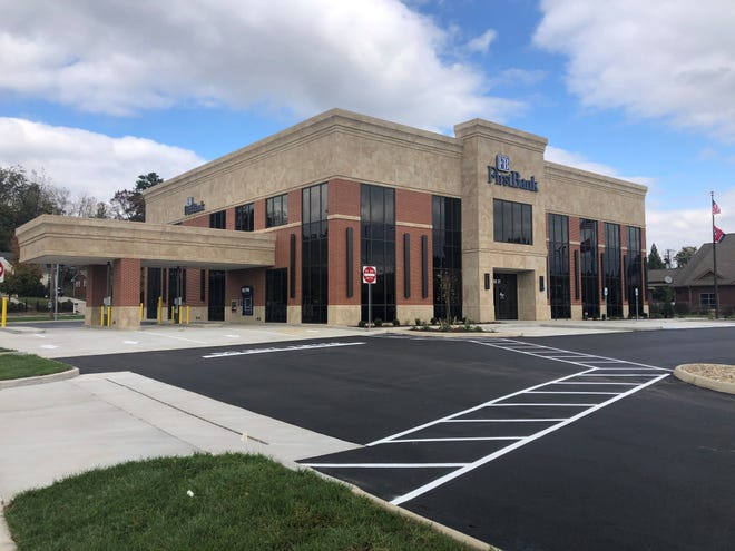 FirstBank has officially opened its new Knoxville headquarters office building. The 17,000-square-foot facility, located at 5537 Kingston Pike, includes a full-service financial center, which is relocating from the nearby Landmark Center.