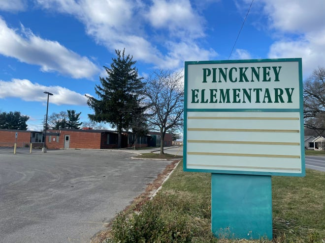 During a Pinckney Planning Commission meeting Nov. 16, 2020, Howell resident Chris Bonk expressed interest in establishing a marijuana business at the shuttered Pinckney Elementary School.