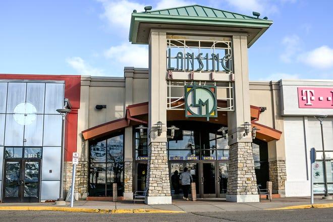 The Lansing Mall on Tuesday, Nov. 17, 2020, in Lansing.