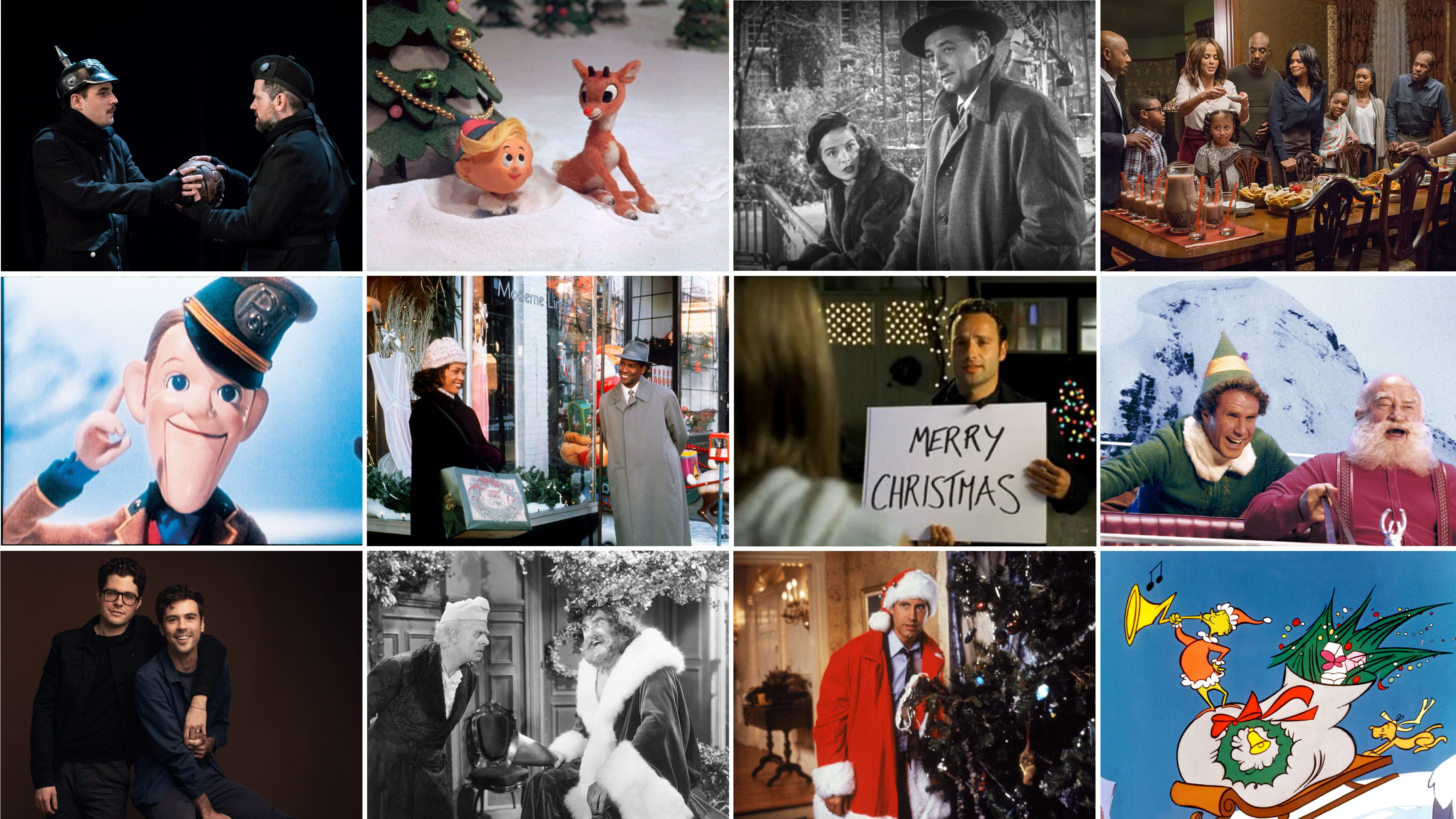 Christmas movie guide: Where, when to watch holiday TV specials, shows